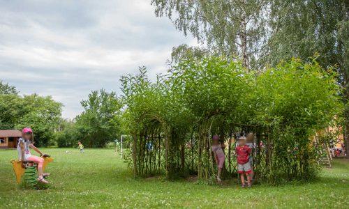 Vrbový labyrint